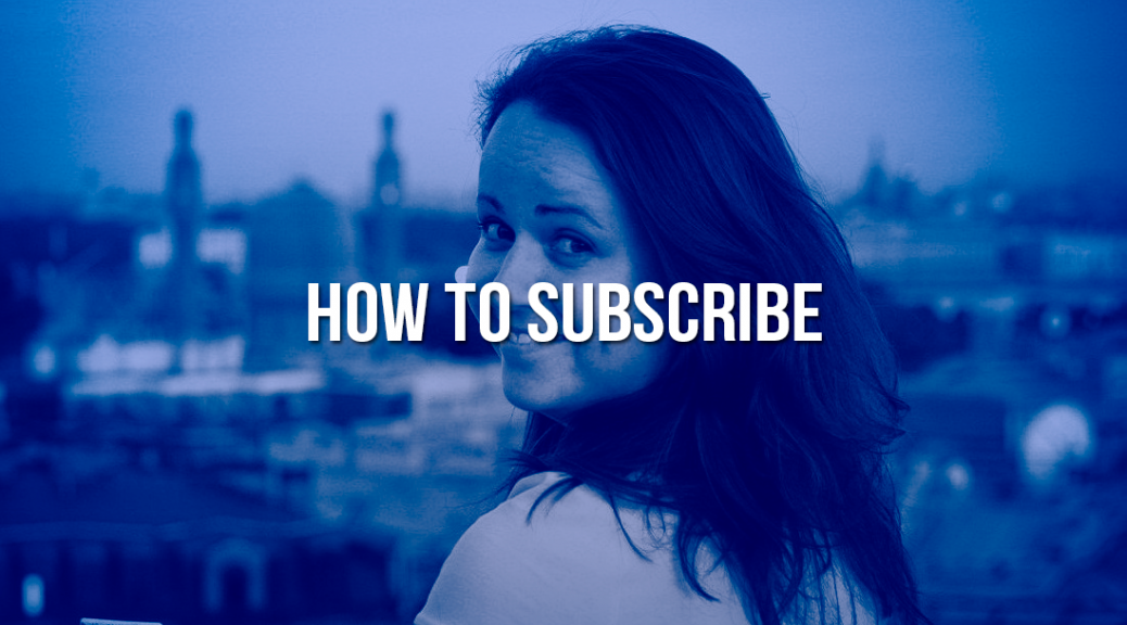 How To Subscribe - CBNWS - CB Personal