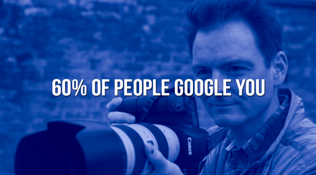 60 Percent of People Google You - CBNWS - CB Personal
