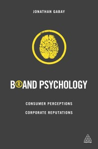 Brand Psychology by Jonathan Gabay