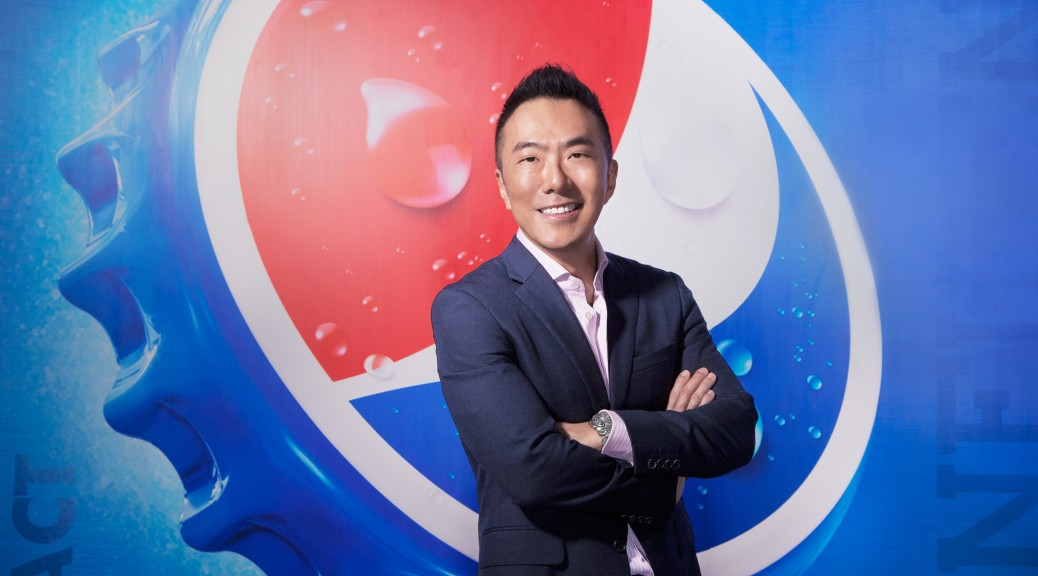 Richard Lee, CMO PepsiCo China 未标题